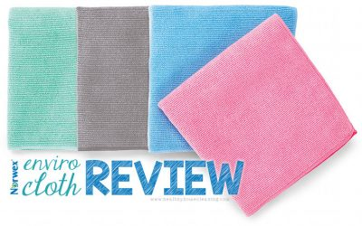 Norwex Microfiber Cloth – Review