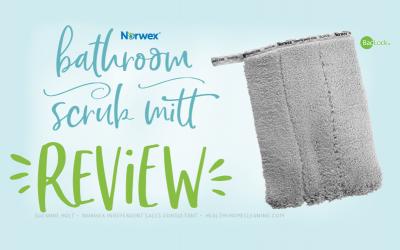 Bathroom Scrub Mitt – Review