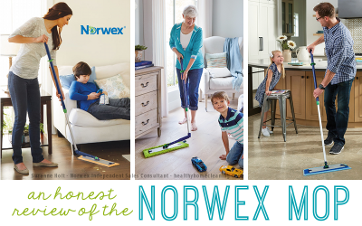 Is The Norwex Mop Worth The Price? A Review