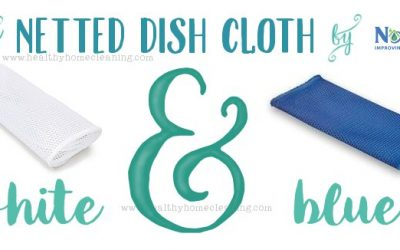 Norwex Netted Dish Cloth – Review