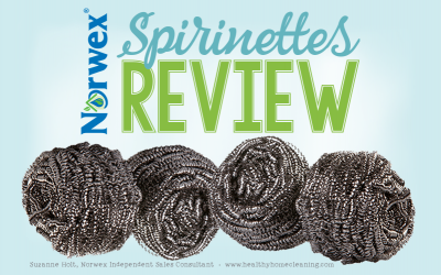 Spirinetts (alternative to steel wool) – Review