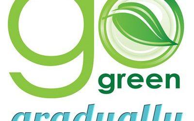 Gradual Green: 5 Steps to a More Eco-Conscious Life
