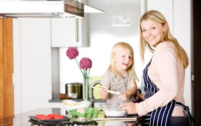 5 Simple Steps to Creating a Green, Healthy Kitchen
