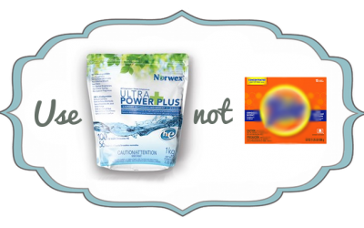 Use THIS, Not THAT! Norwex Laundry Detergent vs. Other Laundry Detergents
