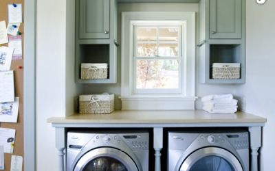 Spring Clean the Laundry Room With Norwex!