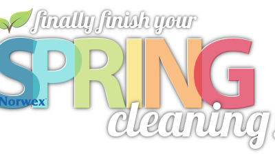 Finish Up Your Spring Cleaning… finally!