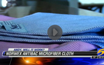 Norwex Made the News! Norwex Scientific Review