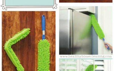 """""""A Dusting of Magic""""  – A Review Story of The Norwex Enviro Wand"""