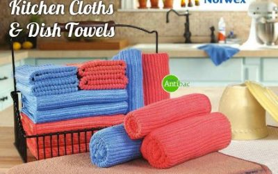 Norwex Kitchen Cloth Review – This May Not Be Wedded Bliss