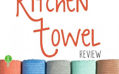 "Norwex Kitchen Towel Review – Perhaps it should be renamed ""Hand Towel""?"