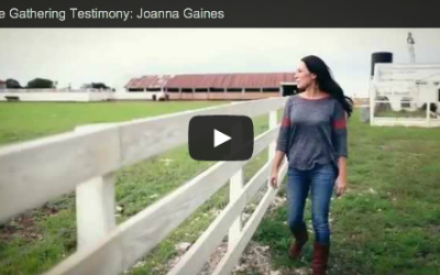 """HGTV's """"Fixer Upper"""" Star, Joanna Gaines Shares her Beautiful Testimony – All Women Need to Hear This!"""