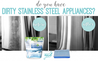Make Your Stainless Steel Appliances Shine Again!