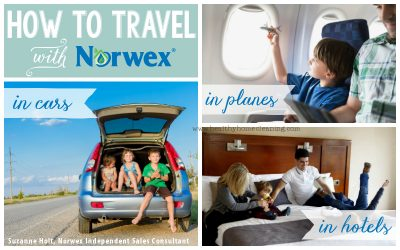 How To Travel with Norwex