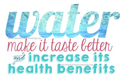How To Make Your Tap Water Taste Better AND Increase Its Health Benefits