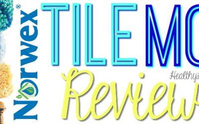 Norwex Tile Mop- A Review