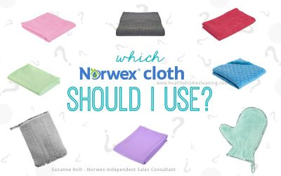 Which Norwex Cloth should I use?