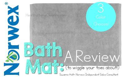 Norwex Bath Mat – A Review