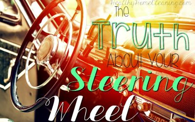 The Truth About Your Steering Wheel
