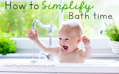 How to Simplify Bath Time with Norwex 4-in-1 Kids Wash