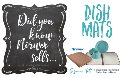 Did You Know Norwex Sells a Dish Mat?