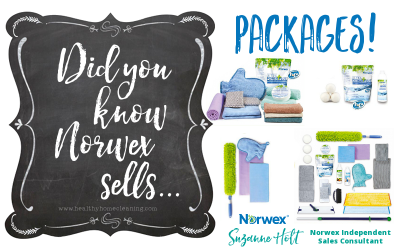 Did You Know That Norwex Sells Packages ?