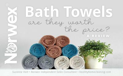 Norwex Bath Towel: A Review