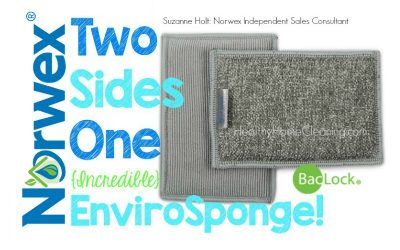 Why the Norwex EnviroSponge Cleans BETTER Than Every Other Sponge!