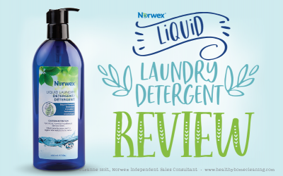 Liquid Laundry Detergent – A Review
