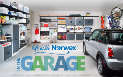 Life with Norwex in the Garage