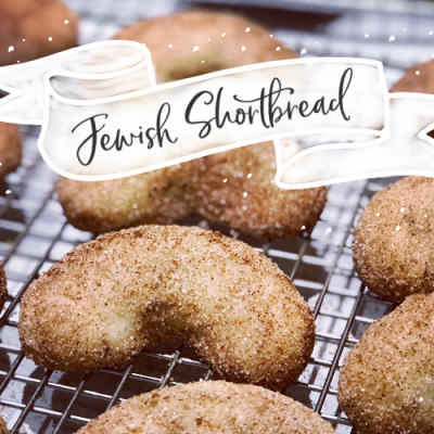 Jewish Shortbread Cookies