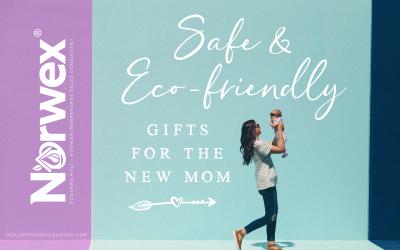Safe and Eco-Friendly Gifts for the New Mom