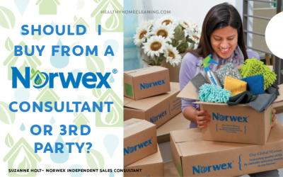 Should I Buy From a Norwex Consultant or 3rd Party?