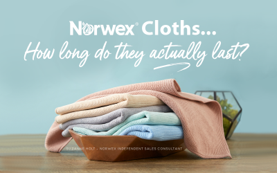 How Long Do Norwex Cloths Last?