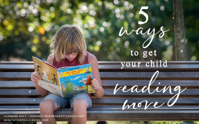 5 Ways to Get Your Kids To Read More