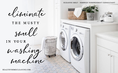 3 Simple Steps to Eliminate Musty Washing Machine Smells