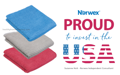Norwex Invests in the USA More Every Year!