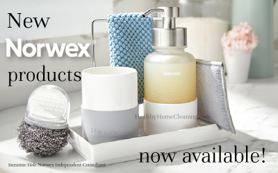 The New 2021 Norwex Products Are Now Available!