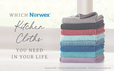 Which Norwex Kitchen Cloth(s) You Need in Your Life