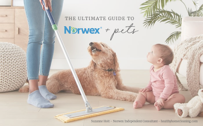 The Ultimate Guide to Norwex + Pets