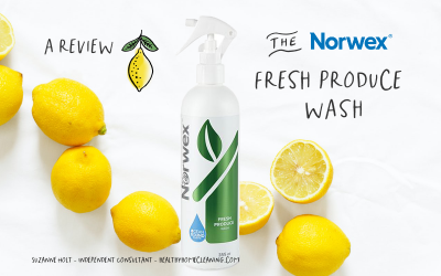 A Review of the Fresh Produce Wash and What I Like About It