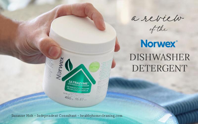 Norwex *New* Enzyme Dishwasher Detergent