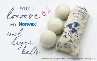 Why I love my Wool Dryer Balls