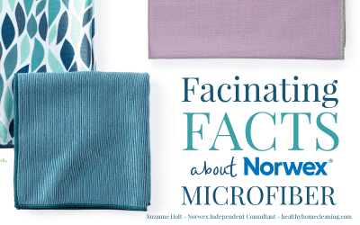 Fascinating Facts About Microfiber from Norwex