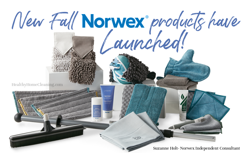 Norwex products for Fall 2021 have launched!