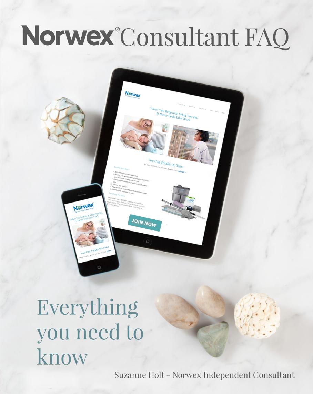 Norwex Consultant FAQ